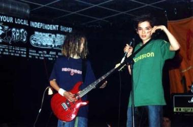 Tokio Hotel bei 10 Jahre Mrs. Hippie Magedeburg
