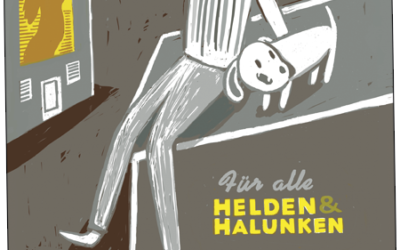 Neues Label – Helden & Halunken